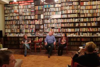 István Hegedűs, Federigo Argentieri, Laura Sgarioto